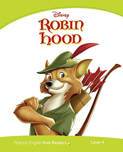 9781408288641: Level 4: Robin Hood (Pearson English Kids Readers)