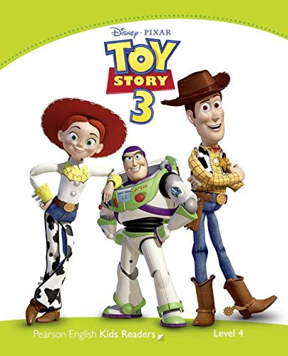 9781408288672: Level 4: Disney Pixar Toy Story 3 (Pearson English Kids Readers)