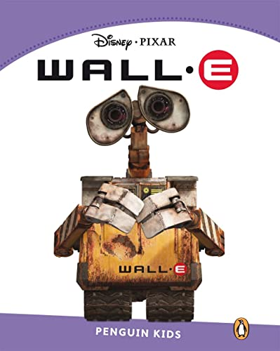 9781408288733: Level 5: WALL-E (Pearson English Kids Readers)