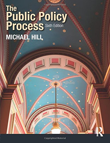 9781408288894: The Public Policy Process