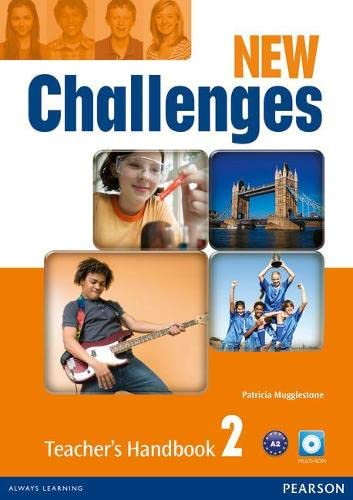 9781408288917: New Challenges 2 Teacher's Handbook & Multi-ROM Pack