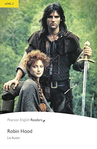 Robin Hood (w/Audio), Level 2, Pearson English: PEARSON