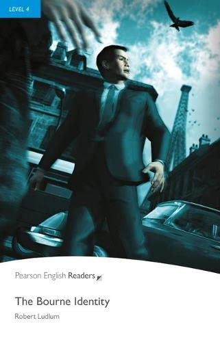 9781408289501: Level 4: The Bourne Identity Book and MP3 Pack (Pearson English Graded Readers)