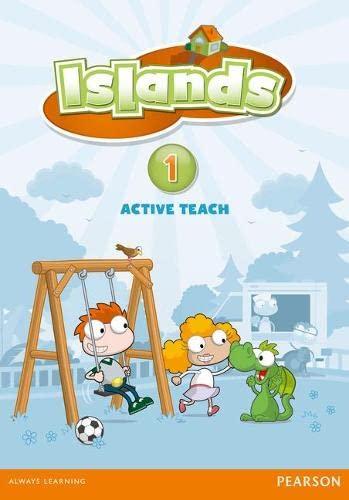 Islands Level 1 Active Teach: Desconocido