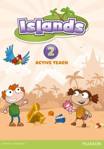 Islands Level 2 Active Teach: Desconocido