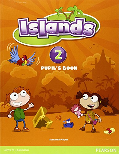 9781408290170: Islands Level 2 Pupil's Book plus pin code