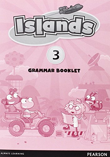 9781408290293: Islands Level 3 Grammar Booklet