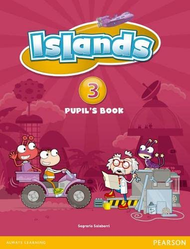 9781408290347: Islands Level 3 Pupil's Book plus pin code