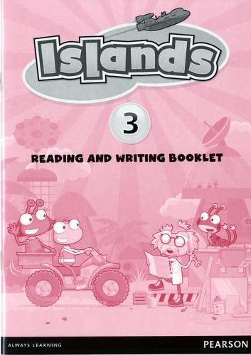 9781408290354: Islands Level 3 Reading and Writing Booklet