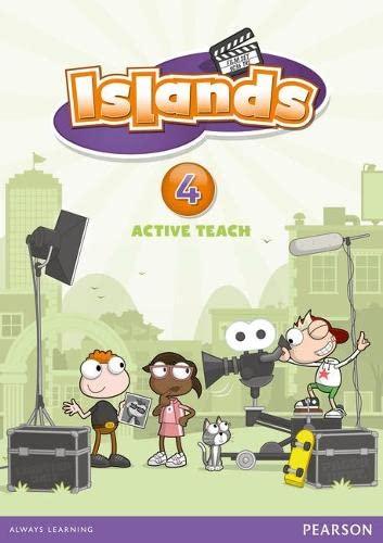 9781408290415: Islands Level 4 Active Teach