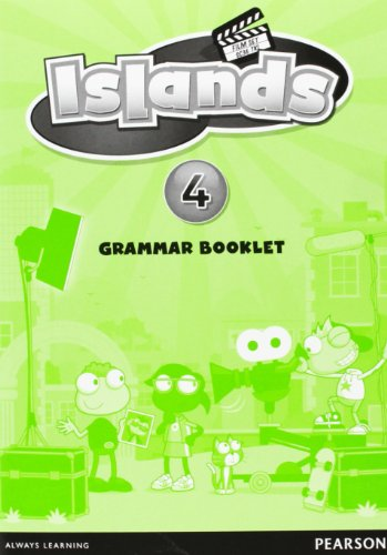 9781408290477: Islands Level 4 Grammar Booklet