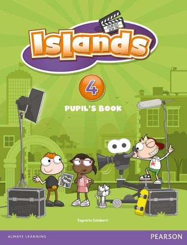 9781408290521: Islands Level 4 Pupil's Book plus pin code