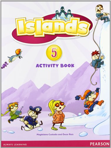 9781408290613: Islands Level 5 Activity Book Plus Pin Code