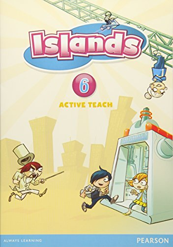 9781408290774: Islands Level 6 Active Teach: 6