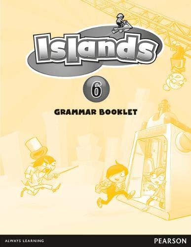 9781408290842: Islands Level 6 Grammar Booklet