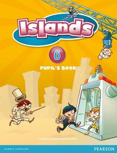 9781408290897: Islands Level 6 Pupil's Book plus pin code