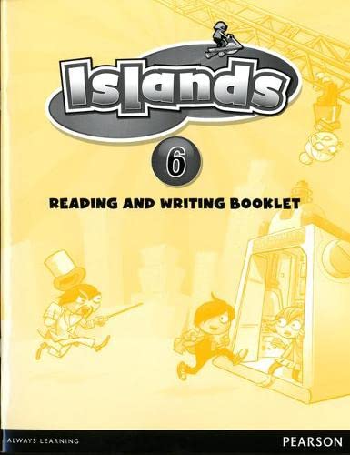 9781408290903: Islands Level 6 Reading and Writing Booklet