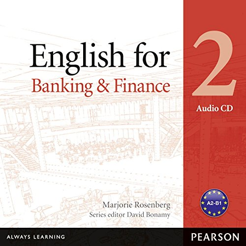 9781408291443: Eng for Banking Level 2 Audio CD (Vocational English Series)