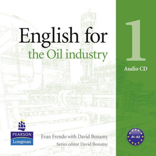 9781408291511: English for Oil Level 1 Audio CD (Vocational English)