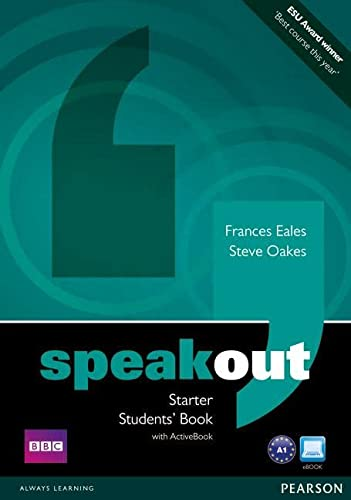 Speakout Starter Students Book with DVD/active Book