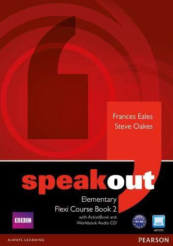 9781408291986: Speakout. Elementary flexi. Student's book. Con espansione online. Per le Scuole superiori: 2