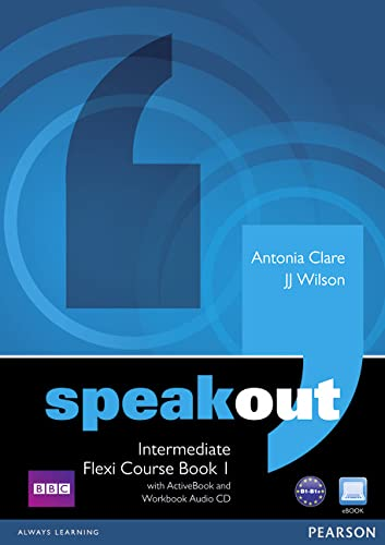 9781408291993: Speakout Intermediate Flexi Course Book 1