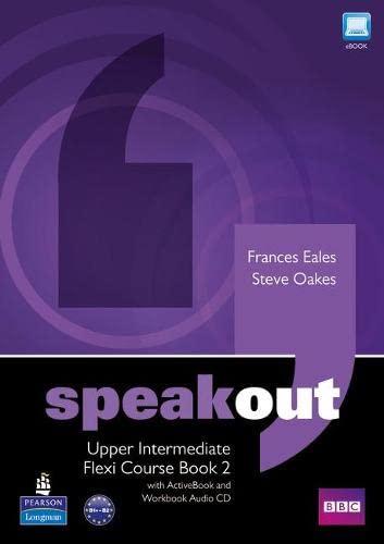9781408292044: Speakout Upper Intermediate Flexi Course Book 2