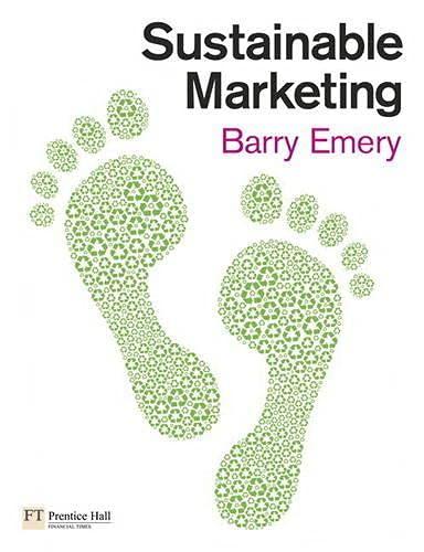 9781408292778: Sustainable Marketing