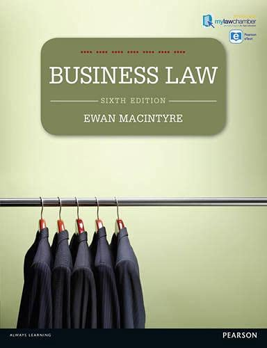 Business Law MyLawChamber Pack [May 31, 2012]