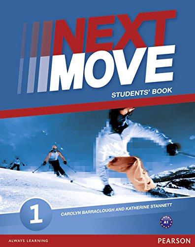 9781408293614: Next move. Student's book. Con espansione online. Per le Scuole superiori: 1