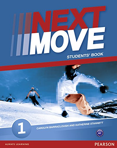 Next Move 1 Students Book (Paperback): Carolyn Barraclough, Katherine