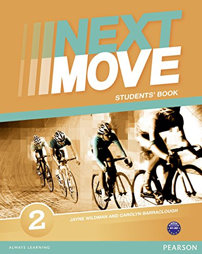 9781408293621: Next Move 2 Students Book
