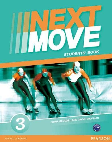 9781408293638: Next Move 3 Students Book