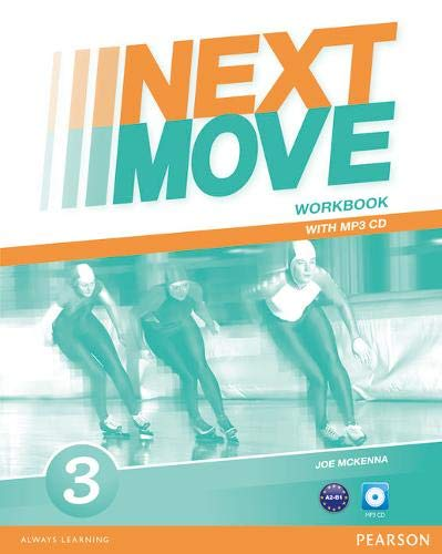 9781408293669: Next Move 3 Workbook for pack
