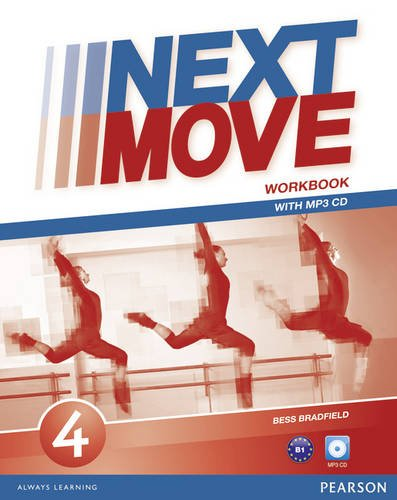 9781408293676: Next Move 4 Workbook for pack: Next Move 4 Workbook for pack 4