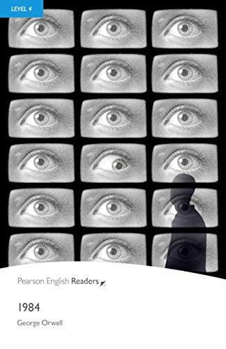 9781408294222: Penguin Readers 4: 1984 Book & MP3 Pack (Pearson English Graded Readers) - 9781408294222