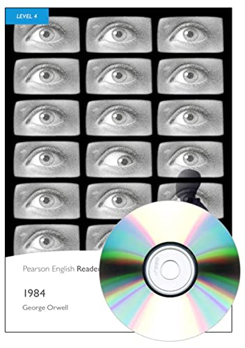9781408294222: Level 4: 1984 Book and MP3 Pack (Pearson English Readers, Level 4)