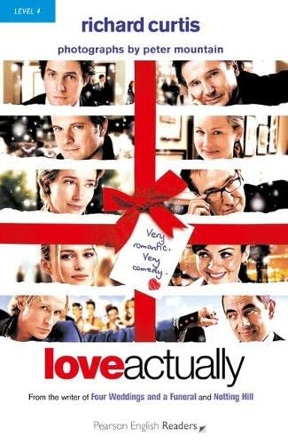 9781408294376: Penguin Readers 4: Love Actually Book & MP3 Pack (Pearson English Graded Readers) - 9781408294376