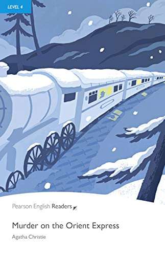 9781408294390: L4: Murder Orient Express Bk &MP3 Pk (Pearson English Readers, Level 4)