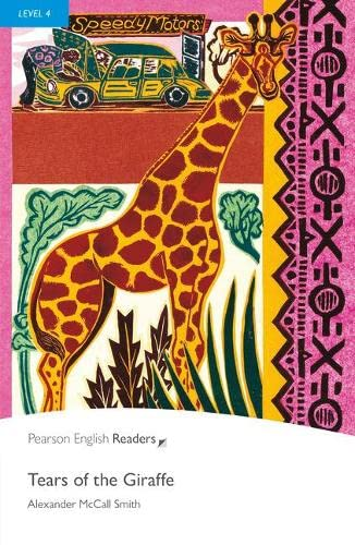 9781408294444: Level 4: Tears of the Giraffe Book and MP3 Pack (Pearson English Graded Readers)