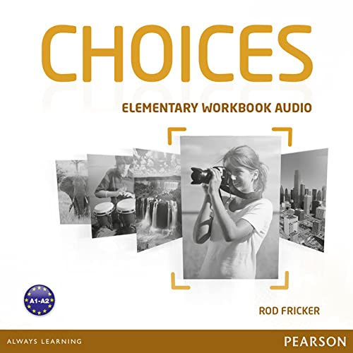 9781408294741: Choices Elementary Workbook Audio CD for Pack
