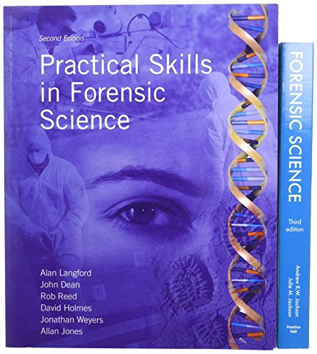 9781408294826: Forensic Science/Practical Skills in Forensic Science
