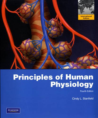 9781408296110: Principles of Human Physiology with Interactive 10-System Suite Plus MasteringA&P Access Card: International Edition