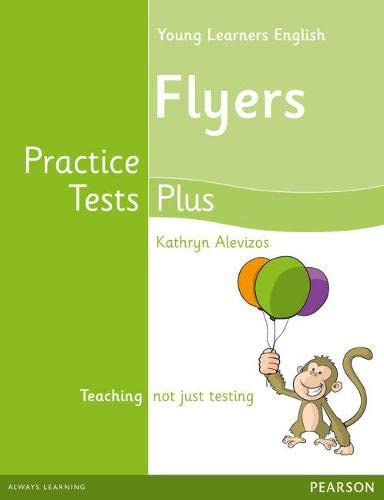 9781408296554: Young Learners English Flyers Practice Tests Plus Students'