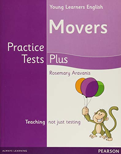 9781408296592: Young Learners English Movers Practice Tests Plus Students' Book (Practice Test Plu)