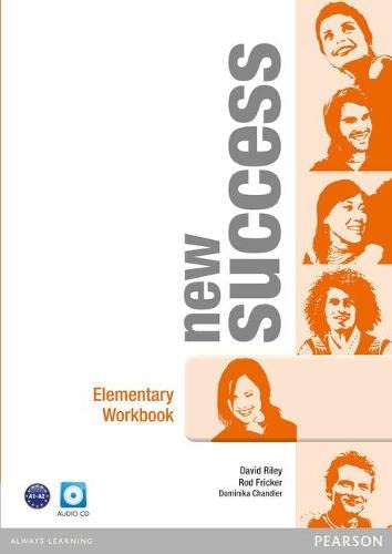 9781408297094: New Success Elementary Workbook & Audio CD Pack