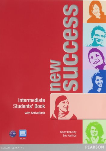 9781408297100: New Success Intermediate Students' Book & Active Book Pack
