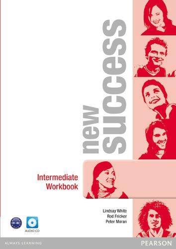 New Success Intermediate Workbook & Audio CD: Peter Moran