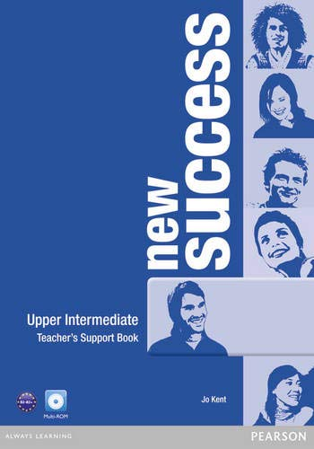 9781408297162: New Success Upper Intermediate Tbk & DVD-ROM Pack
