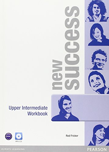 New Success Upper Intermediate Workbook & Audio: Fricker,Rod